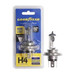 Галогенная лампа Goodyear More Light H4 GY014125, блистер