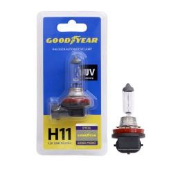 Галогенная лампа Goodyear H11 12V GY010111, блистер