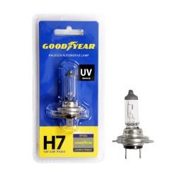 Галогенная лампа Goodyear H7 12V GY017121, блистер