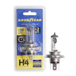Галогенная лампа Goodyear Long Life H4 GY014123, блистер