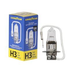 Галогенная лампа Goodyear H3 12V GY013120, коробка