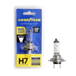 Галогенная лампа Goodyear More Light H7 GY017125, блистер
