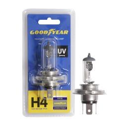 Галогенная лампа Goodyear H4 12V GY014121, блистер