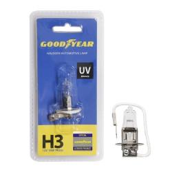 Галогенная лампа Goodyear H3 12V GY013121, блистер
