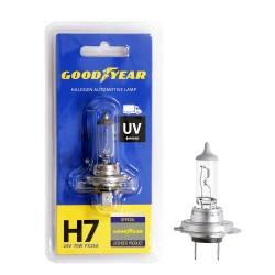 Галогенная лампа Goodyear H7 24V GY017241, блистер