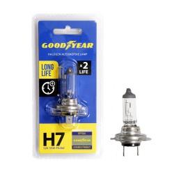 Галогенная лампа Goodyear Long Life H7 GY017123, блистер