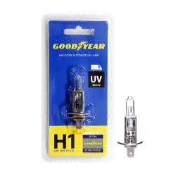 Галогенная лампа Goodyear H1 24V GY011241, блистер