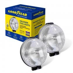 Галогенные универсальные ПТФ Goodyear с лампами Н3 (круглые)